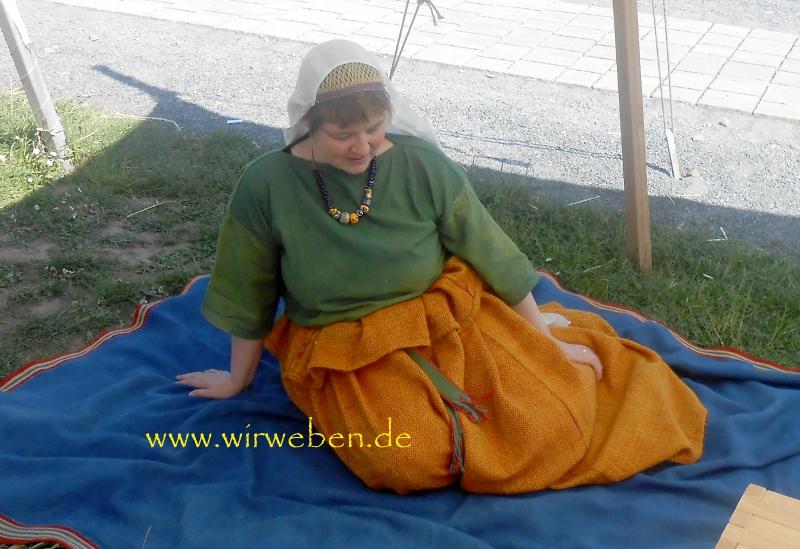 Keltenfrau